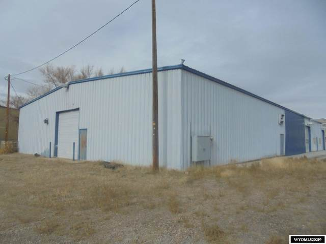 84 Uinta Drive, Green River, WY 82935 (MLS #20210414) :: Lisa Burridge & Associates Real Estate