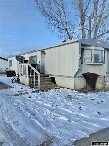 350 N Forest Drive, Casper, WY 82609 (MLS #20210416) :: Real Estate Leaders