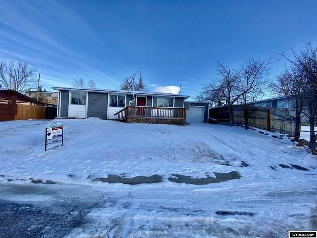 1625 Glendale, Casper, WY 82601 (MLS #20210418) :: Real Estate Leaders