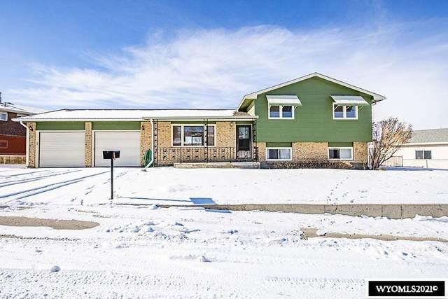 1380 Moran Street, Rock Springs, WY 82901 (MLS #20210420) :: Real Estate Leaders