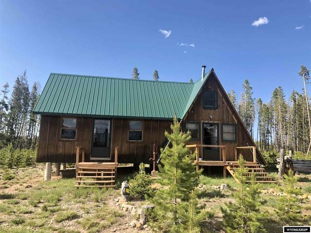 32 Fourth Street, Arlington, WY 82083 (MLS #20210436) :: RE/MAX The Group