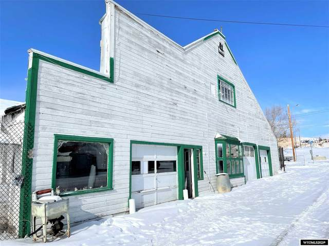 101 Diamondville Ave, Diamondville, WY 83116 (MLS #20210440) :: RE/MAX The Group