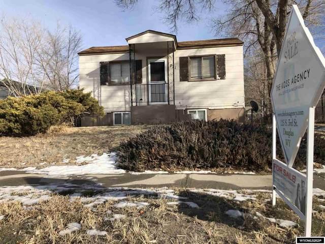 721 S 4th Street, Douglas, WY 82633 (MLS #20210493) :: Real Estate Leaders