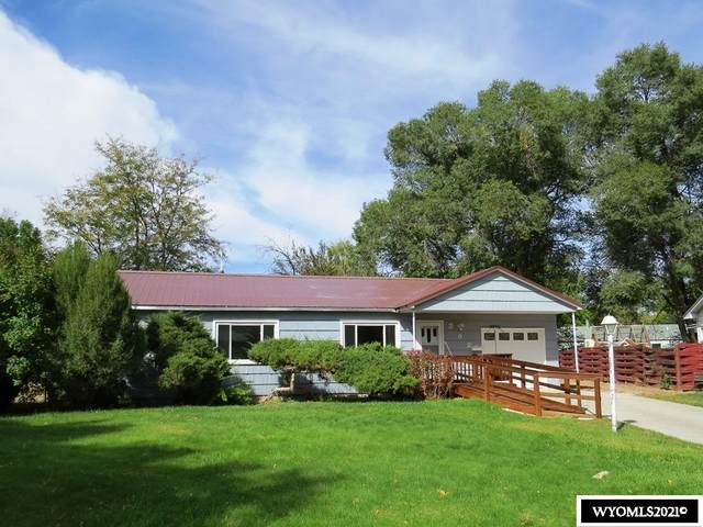 302 Antelope Drive, Riverton, WY 82501 (MLS #20210495) :: RE/MAX The Group