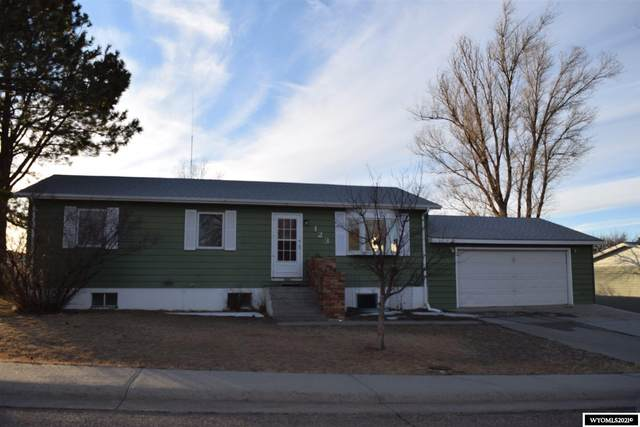 123 S 9th Street, Glenrock, WY 82637 (MLS #20210498) :: RE/MAX The Group