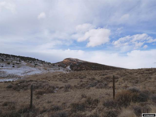 00 Bunker Road, Lander, WY 82520 (MLS #20210519) :: RE/MAX The Group
