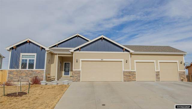 810 W 58th Street, Casper, WY 82601 (MLS #20210531) :: Lisa Burridge & Associates Real Estate