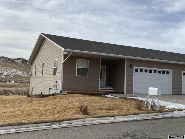 511 Hidden Valley Circle, Buffalo, WY 82834 (MLS #20210554) :: RE/MAX The Group