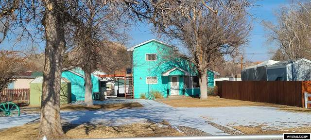 1024 Warren, Thermopolis, WY 82443 (MLS #20210555) :: RE/MAX The Group