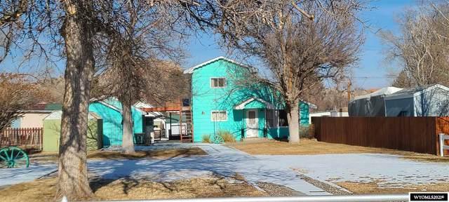1024 Warren, Thermopolis, WY 82443 (MLS #20210555) :: Lisa Burridge & Associates Real Estate