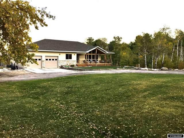 8821 W Us Hwy. 16, Buffalo, WY 82834 (MLS #20210567) :: Lisa Burridge & Associates Real Estate