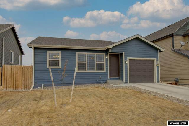 4798 Pontiac Street, Mills, WY 82604 (MLS #20210574) :: RE/MAX The Group