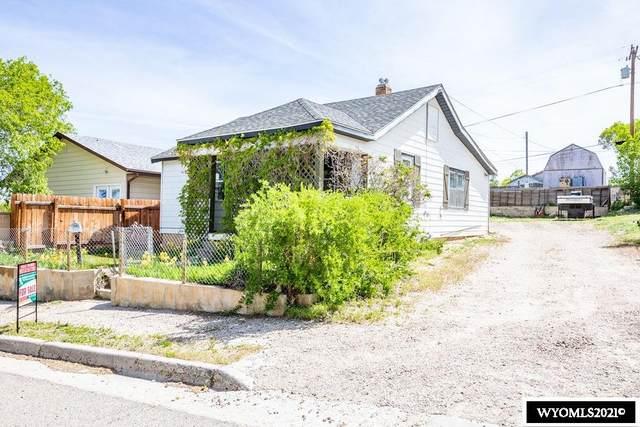 505 P Street, Rock Springs, WY 82901 (MLS #20210580) :: Broker One Real Estate
