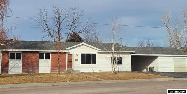 1006 Birch Street, Douglas, WY 82633 (MLS #20210596) :: RE/MAX The Group