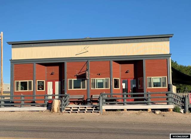 520 Mccaffrey, Encampment, WY 82325 (MLS #20210599) :: Lisa Burridge & Associates Real Estate