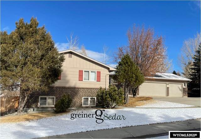 4060 E 8th Street, Casper, WY 82609 (MLS #20210631) :: RE/MAX Horizon Realty