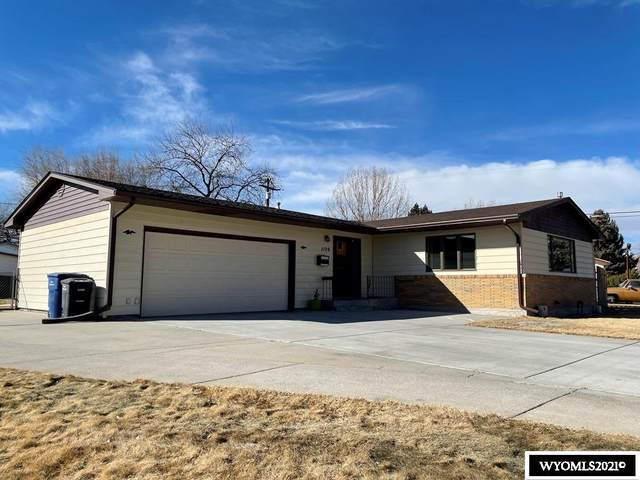 1120 Elk Drive, Riverton, WY 82501 (MLS #20210647) :: RE/MAX The Group