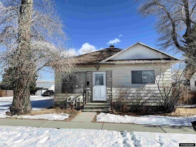1122 Cedar St, Kemmerer, WY 83101 (MLS #20210655) :: RE/MAX The Group
