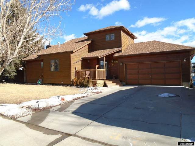 821 Burr Drive, Rock Springs, WY 82901 (MLS #20210665) :: RE/MAX The Group