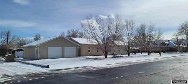 325 S. 5th Street, Thermopolis, WY 82443 (MLS #20210671) :: Lisa Burridge & Associates Real Estate