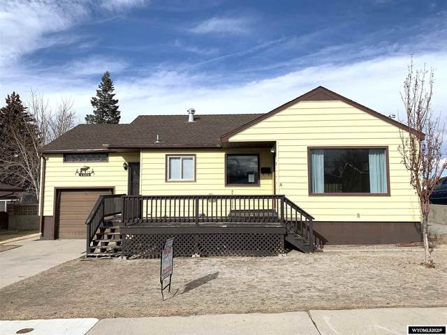 1403 Yalecrest Drive, Rock Springs, WY 82901 (MLS #20210672) :: RE/MAX The Group