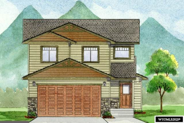 5875 Overlook Way, Mills, WY 82604 (MLS #20210680) :: RE/MAX The Group
