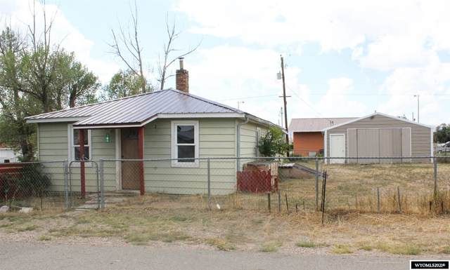 140 Blake Street, La Barge, WY 83123 (MLS #20210685) :: RE/MAX The Group