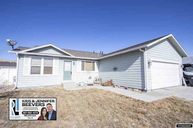 6388 Chief Washakie Road, Casper, WY 82604 (MLS #20210697) :: RE/MAX The Group