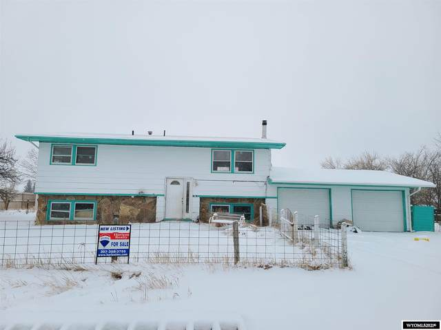7 Crestview Way, Douglas, WY 82633 (MLS #20210703) :: RE/MAX The Group