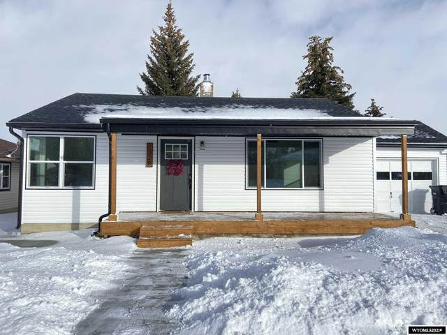 1328 2nd West Ave, Kemmerer, WY 83101 (MLS #20210704) :: RE/MAX The Group