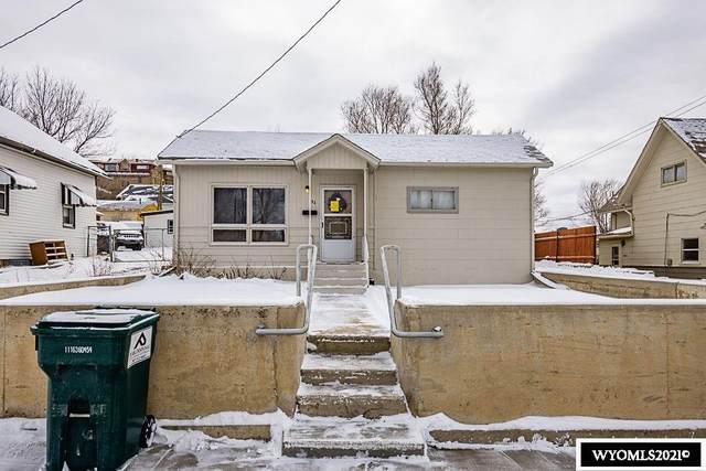 32 Blair Avenue, Rock Springs, WY 82901 (MLS #20210719) :: Broker One Real Estate