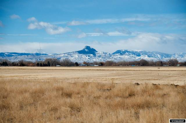 Lot 4 Road 8, Powell, WY 82435 (MLS #20210724) :: Real Estate Leaders