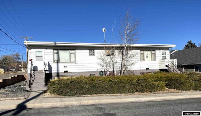 314 W 29th Avenue, Torrington, WY 82240 (MLS #20210728) :: RE/MAX The Group