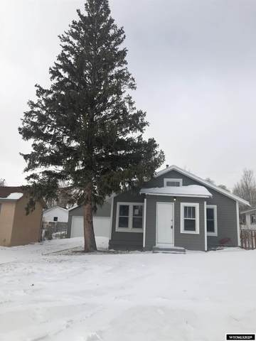 1028 8th, Rawlins, WY 82301 (MLS #20210734) :: Lisa Burridge & Associates Real Estate