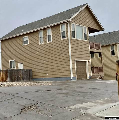 632 S Jackson, Casper, WY 82601 (MLS #20210736) :: Real Estate Leaders