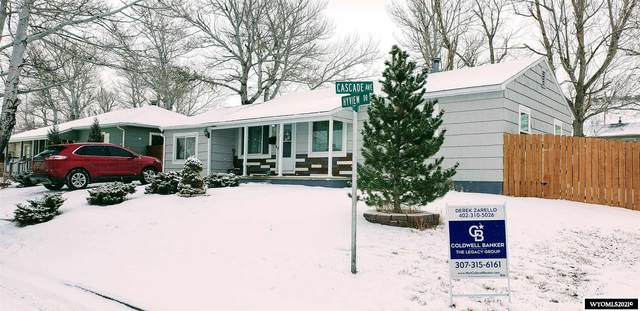 1679 Hyview Drive, Casper, WY 82604 (MLS #20210749) :: Lisa Burridge & Associates Real Estate