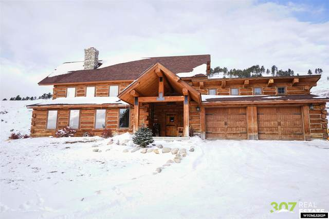 29 Deer Haven Drive, Buffalo, WY 82834 (MLS #20210752) :: Lisa Burridge & Associates Real Estate
