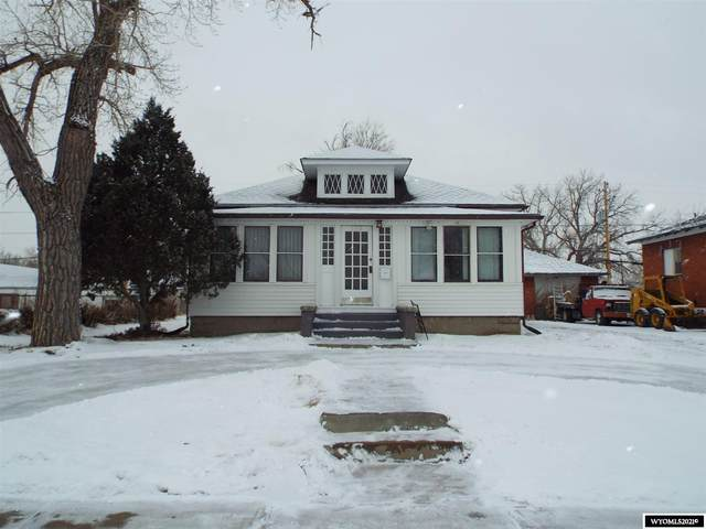 132 N Lincoln Street, Casper, WY 82601 (MLS #20210779) :: Lisa Burridge & Associates Real Estate