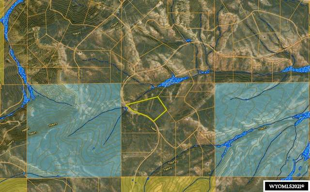 Tract 29 Count Road 173, Evanston, WY 82930 (MLS #20210786) :: RE/MAX Horizon Realty