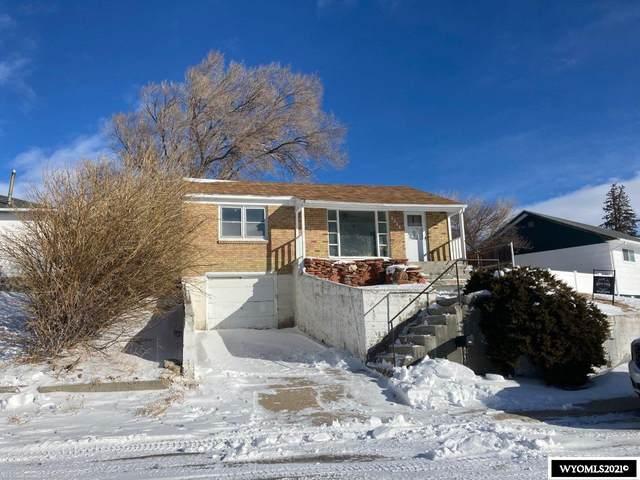 1146 Mountain View Boulevard, Rawlins, WY 82301 (MLS #20210788) :: Lisa Burridge & Associates Real Estate