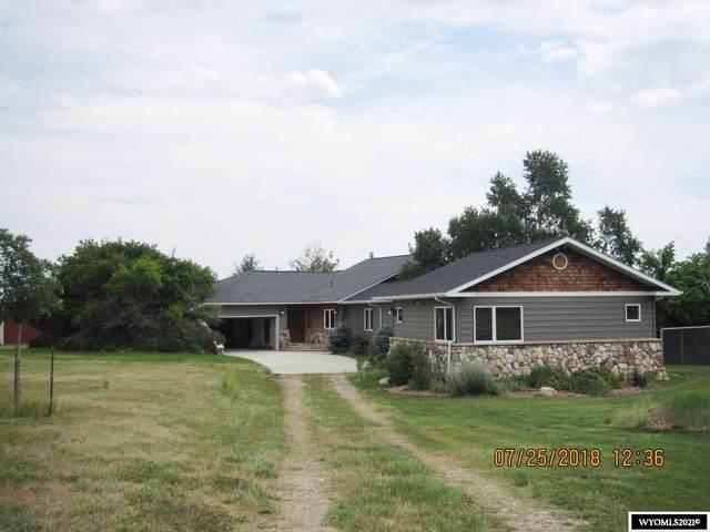 77 Robinson Canyon Road, Buffalo, WY 82834 (MLS #20210802) :: Real Estate Leaders