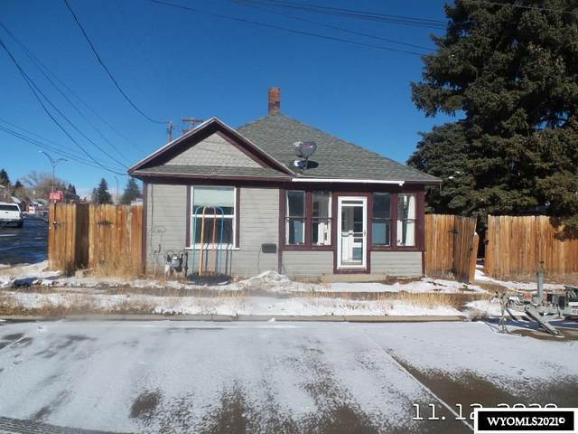 209 Emerald, Kemmerer, WY 83101 (MLS #20210805) :: RE/MAX The Group