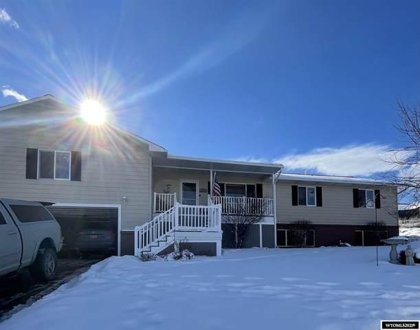 906 Delaware Drive, Buffalo, WY 82834 (MLS #20210810) :: Lisa Burridge & Associates Real Estate