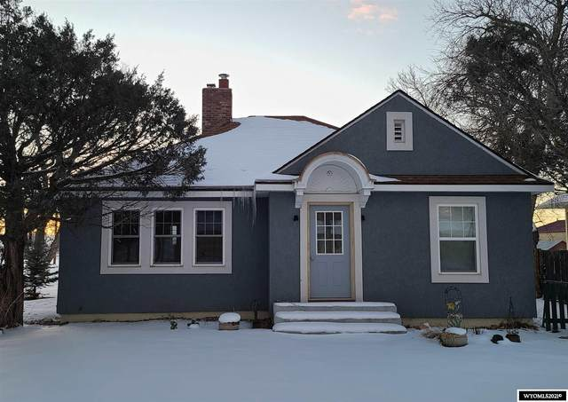 538 S 4th Street, Douglas, WY 82633 (MLS #20210817) :: RE/MAX The Group