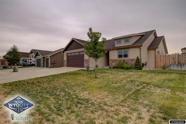 717 Camp Davis Circle, Evansville, WY 82636 (MLS #20210822) :: RE/MAX The Group