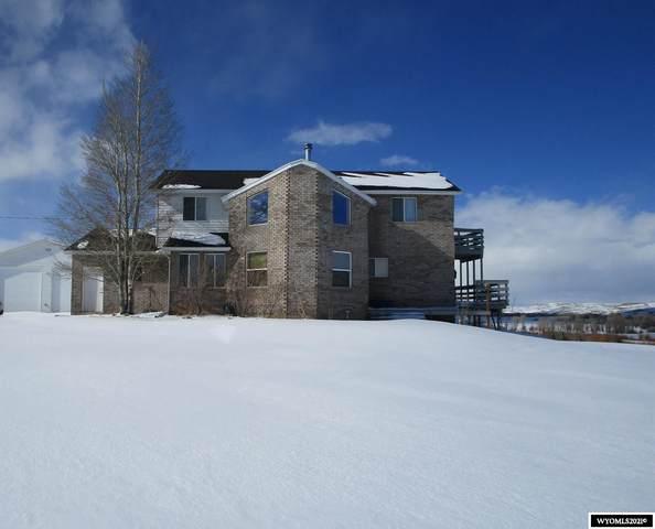 3863 State Hwy 150 So Highway, Evanston, WY 82930 (MLS #20210828) :: Lisa Burridge & Associates Real Estate