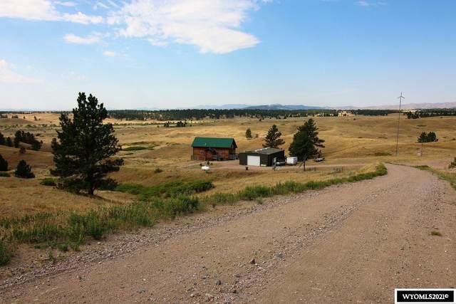 130 Overland Trail, Wheatland, WY 82201 (MLS #20210831) :: Lisa Burridge & Associates Real Estate