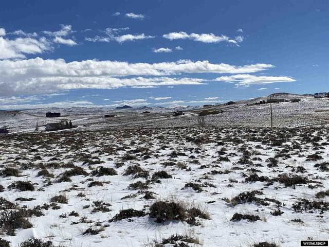 Lot 6 Block 3, Cow Creek Station, Saratoga, WY 82331 (MLS #20210833) :: RE/MAX Horizon Realty