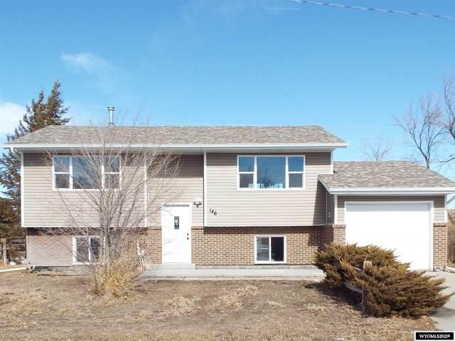 146 Fort Laramie, Glenrock, WY 82637 (MLS #20210835) :: Lisa Burridge & Associates Real Estate