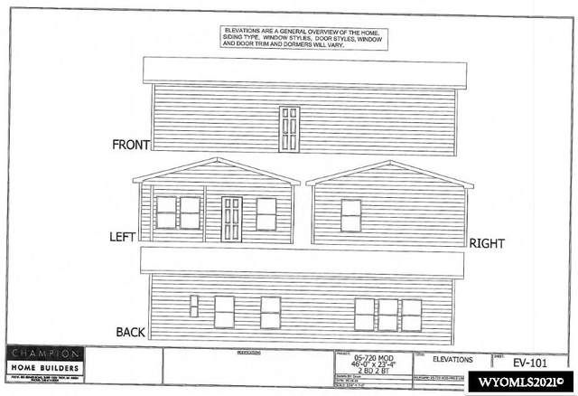 181 E Foote Street, Buffalo, WY 82834 (MLS #20210844) :: RE/MAX Horizon Realty